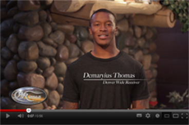Demaryius Thomas Video