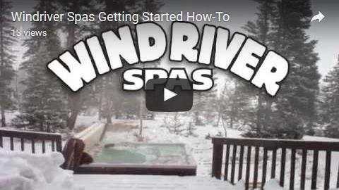 Wind River Spas Instructional Videos