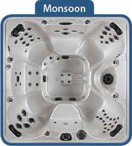 Wind River Spas Monsoon