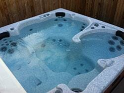Seating Options at Wind River Spas
