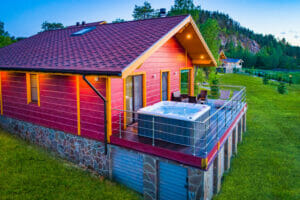 Best Spas For Your Mountain House